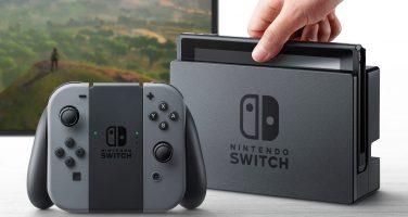 En ännu närmare titt på Nintendo Switch