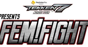 Bandai Namco bjuder in till Tekken 7-evenet endast för tjejer