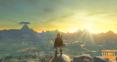 Lite bilder från The Legend of Zelda: Breath of the Wild att dämpa längtan med