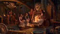 Flytta hemifrån i Elder Scrolls Online med Homestead i februari