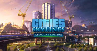 Cities: Skylines kommer till Xbox One i år