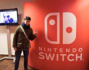 Vi har spelat Nintendo Switch!