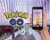 Pokémon GO event i Mall of Scandinavia