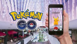 Pokémon GO event i Mall of Scandinavia