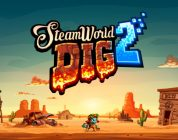 SteamWorld Dig 2 landar på Switch i sommar!