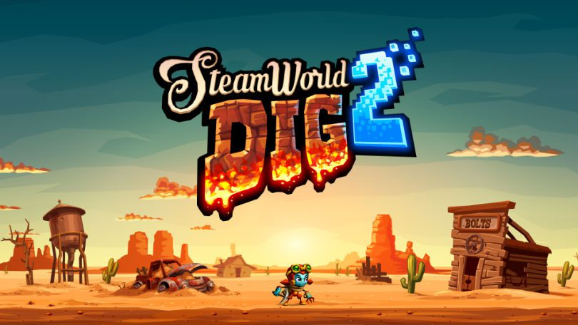 SteamWorld Dig 2 får ett släppdatum!