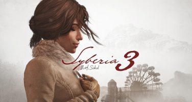 Syberia 3 får släppdatum och trailer