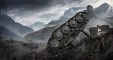 Serietidningar och uppdaterad fysik till World of Tanks