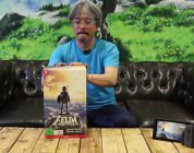 Eiji Aonuma öppnar samlarutgåvan av The Legend of Zelda: Breath of the Wild – ger ledtrådar