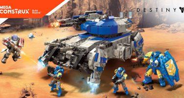 Destiny får mer byggleksaker, men inget nytt spelinnehåll