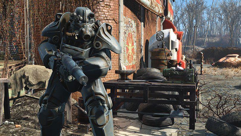 Monstruöst texturpaket nu ute till Fallout 4