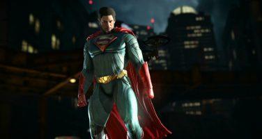 Injustice 2 visar upp Stålmannens mörka sida