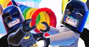 Batmanfilmen kommer till Lego Dimensions