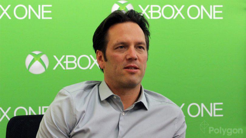 Phil Spencer från Xbox ville säga en sak