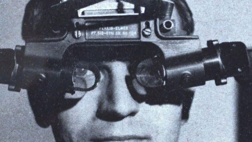 Historien bakom virtuell verklighet