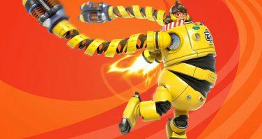 Mechas, ninjor och mumier – ARMS har allt