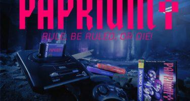 Paprium, det nya heta till Mega Drive