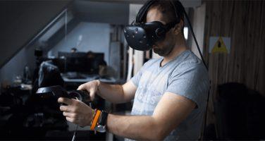 Quark VR har utvecklat en trådlös HTC Vive