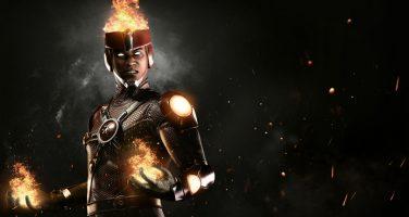 Firestorm sätter eld på Injustice 2