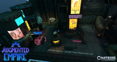 Augmented Empire – ny VR-titel till Samsung Gear