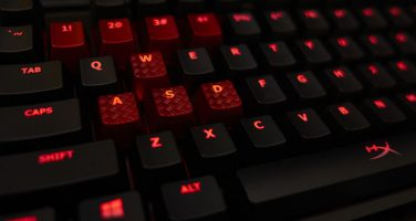 HyperX Alloy FPS Mechanical Keyboard Recension