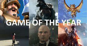 Här är de nominerade till Nordic Game Awards 2017