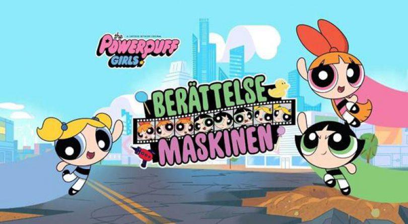 Bygg berättelser i Cartoon Networks nya app!