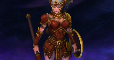 Heroes of the Storm: Cassia