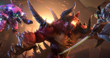 Heroes of the Storm presenterar 2.0  – och den nya hjälten