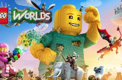Lego Worlds Recension