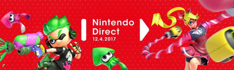 Nintendo Direct  med fokus på ARMS och Splatoon 2