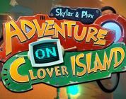 Skylar & Plux: Adventure on Clover Island Recension