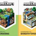 Mojang ger ut nya Minecraft-handböcker