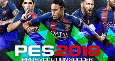 Pro Evolution Soccer 2018 Recension