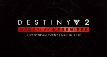 Se Destiny 2 gameplay reveal på Varvat