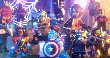 Marvels superhjältar goes Lego i ny trailer