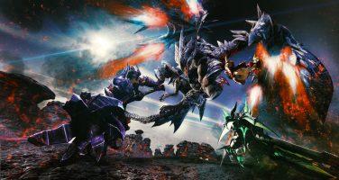 Monster Hunter XX till Nintendo Switch lyfter aktier