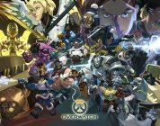 Fyra skins från kommande Overwatch Anniversary