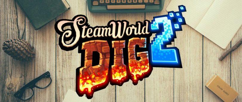 Skriv en dialog för SteamWorld Dig 2 – vinn spelet