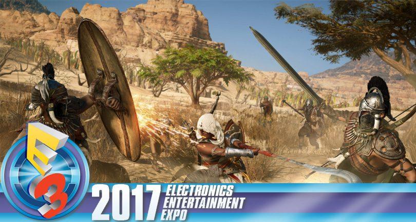 Här är nya Assassin's Creed Origins