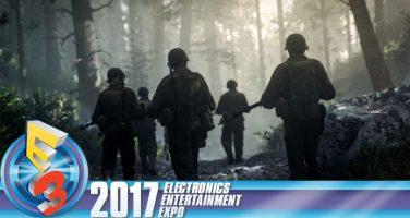 Första multiplayertrailern för Call of Duty: WWII är här