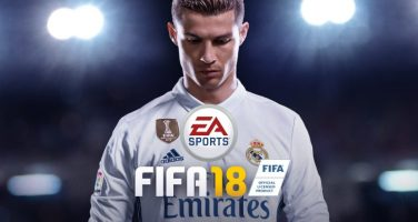 Cristiano Ronaldo kommer pryda FIFA 18