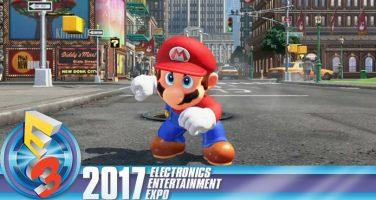 Det här är vad Nintendo presenterade under E3