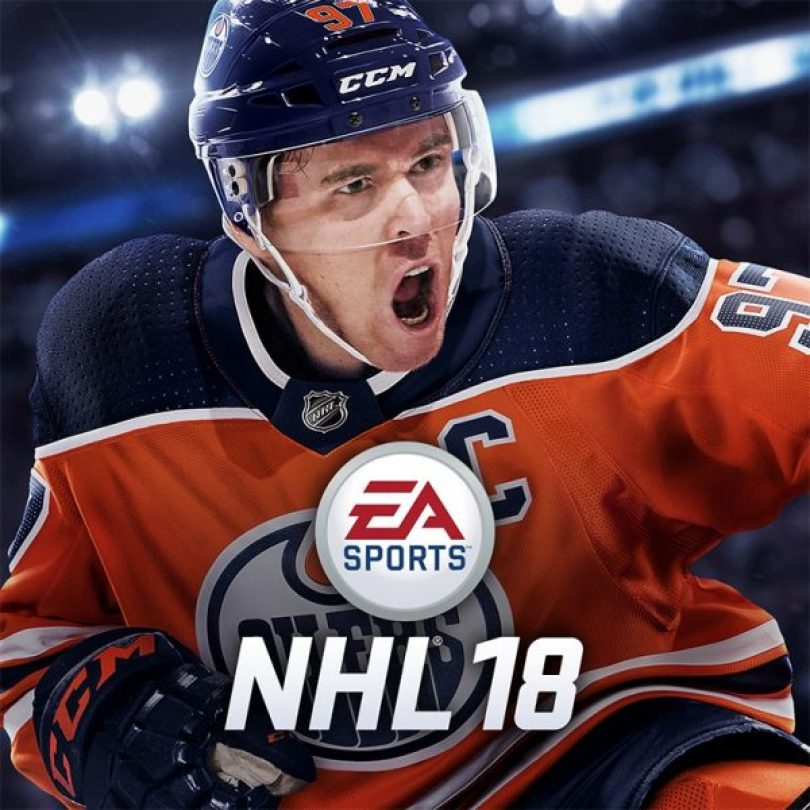 Information om EA SPORTS NHL 18 har anlänt