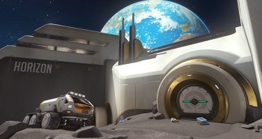 Horizon Lunar Colony – ny karta i Overwatch