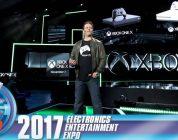 Microsoft presenterade ett starkare Xbox One på E3