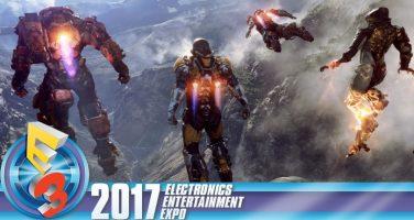 Anthem – Biowares stora E3 överraskning
