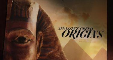 Assassin's Creed Origins är Ubisofts sämst bevarade hemlighet