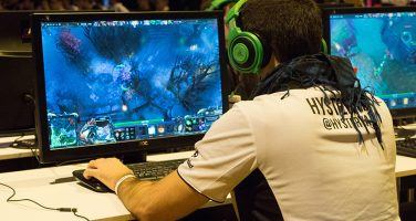 E-sport blir valbar idrottsprofil för gymnasieelever