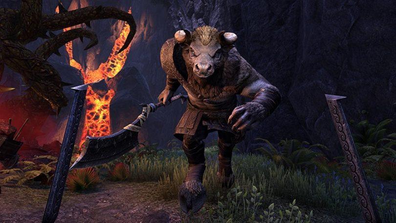 Elder Scrolls Online – uppdatering 15 och Horns of the Reach detaljer